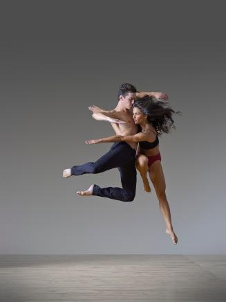 Ian Spring & Elena d'Amario / Parsons Dance