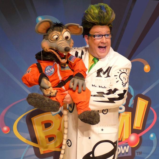 Mr Molecule_Space Rat