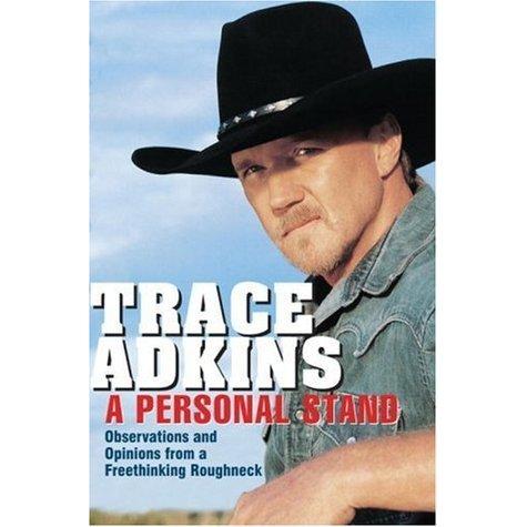 Trace Adkins Book