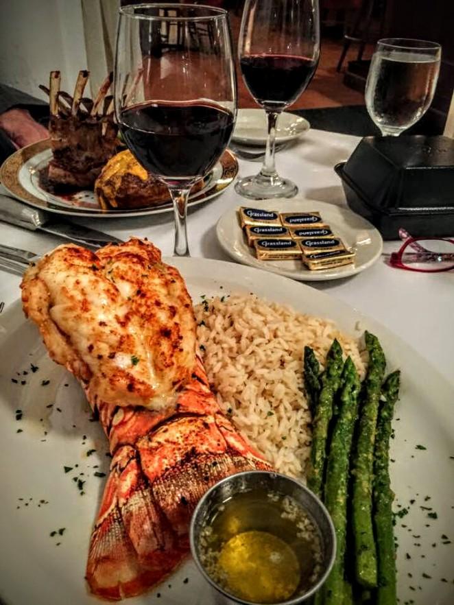 One Pound Lobster